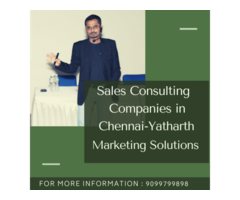 Sales Consulting Companies in Chennai - Yatharth Marketing S...
