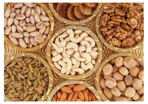 The Best Dry fruits Supermarket Store.