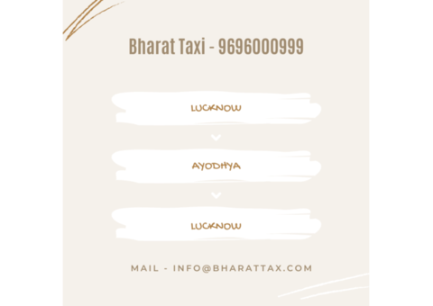 Taxi Services in Lucknow | Cab Service in Lucknow