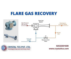 Flare Gas Recovery System by CrystalTcs