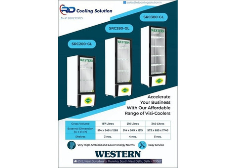 Western Visi Cooler Dealers, Western Visi Cooler Distributors