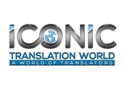 ICONIC TRANSLATION WORLD - ISO CERTIFIED TRANSLATION COMPANY