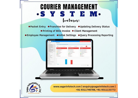 Courier Software, Courier Tracking Software