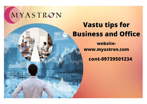 Best Vastu tips for Business and Office