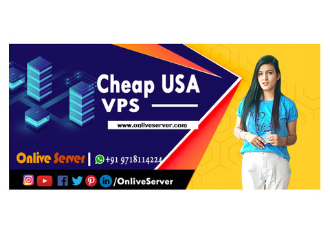 Upgrade Cheap USA VPS By Onlive Server