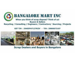Scrap Dealers and Buyers in Bangalore 9945555582 9945555582