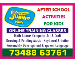 Online Tuitions | Grade One to Grade Seven | 2002 | 73488637...