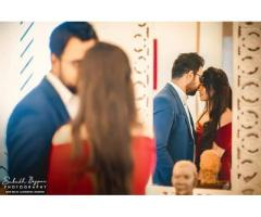 Hire best photographers for your pre-wedding photoshoot in D...