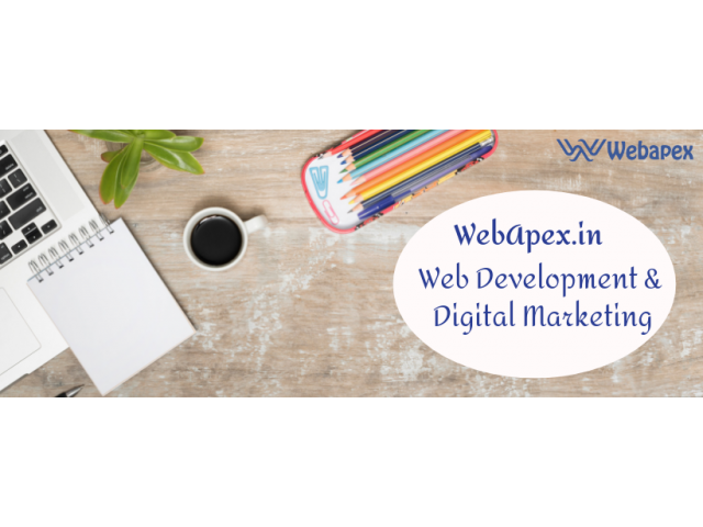 Website Development Company in Nagpur | WebApex.in - 1/1