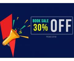 30% OFF on Books published by Prowess