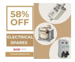 Limited Period Offer on electrical spares!!!Grab the deal