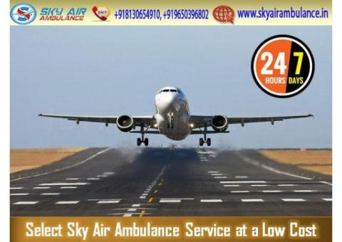 Use Air Ambulance from Patna with First-Class Medical System