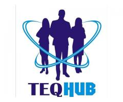 TEQHUB Computer Training Institutes in Dwarka Mod|New Delhi.