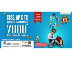 Smart Classroom Content for CBSE and AP & TS State Board...