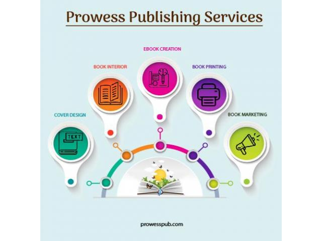 Book Publisher in India - 1/1