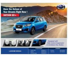 Visit Lakshmi Nissan in Hyderabad to Buy New Nissan and Dats...