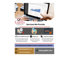 Best Software Development and Digital Marketing Company in I...