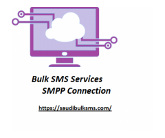 Bulk SMS Service Provider - SMPP Connection