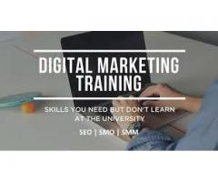 Certified Digital Marketing Training with Job Assistance