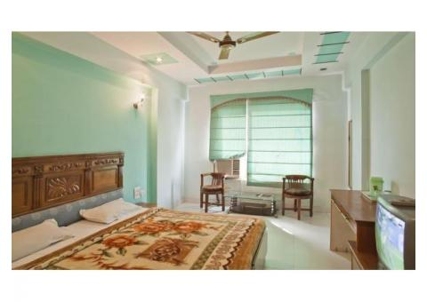 Get Hotel Chanakya in Agra with Class Accommodation.