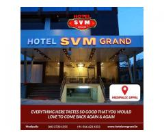 Hotel SVM Grand Medipally|Banquet hall,Conferencehall, Hotel...