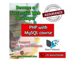 PHP Training Institute in Madhapur Hyderabad with Live Proje...