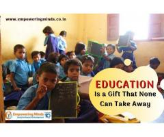 NGO Working for Child Education, Donation for Child Educatio...