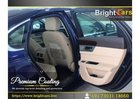 Bright Cars Provides Best Nano Ceramic Coating in Delhi - Noida