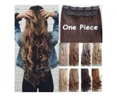Grab your permanent hair extensions and hair volumizer