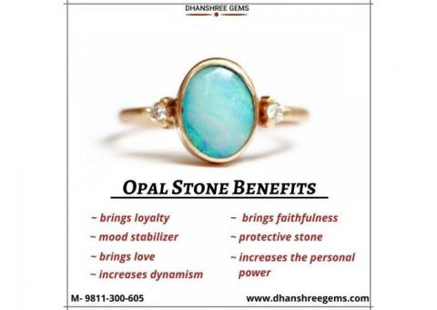 Opal Gemstone Benefits