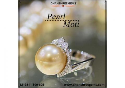 Pearl-Moti Gemstone Benefits