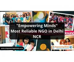 Most Reliable NGO in Delhi NCR, Research & Training NGO