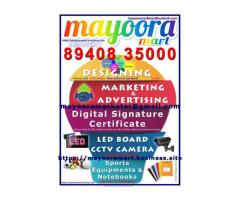 Marketing and Advertising in Madurai by Mayoora Mart