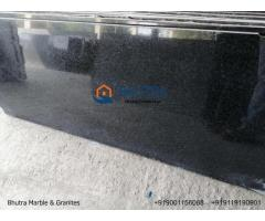 Black Granite Slab Bhutra Stones
