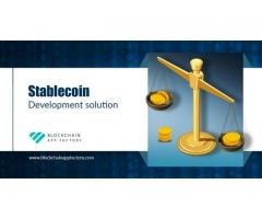 Stablecoin Development Solution