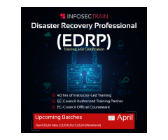 EDRP Online Training