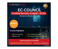 ECSA Online Training