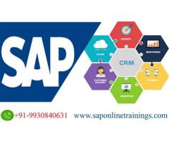 Your Guide To SAP CRM Online Training Course