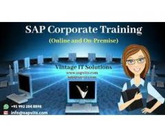 SAP Corporate Online / On-premise Training in Pune by SAPVIT...
