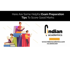 Indian Academics : Prepare for govt. and board exams l compe...
