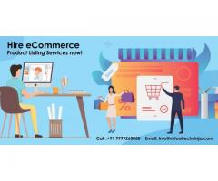 E-commerce Product Listing and Product Uploads Services
