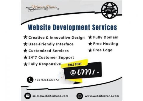 Best Website Design and Development Company in Delhi NCR, Best Website Designing Services in Delhi