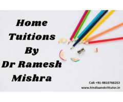 Hindi Home Tutors in Delhi NCR, Hindi Language Home Tutor in...