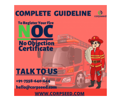 Call Now For Renewel you Fire Noc Certificate.(7558-640-644)