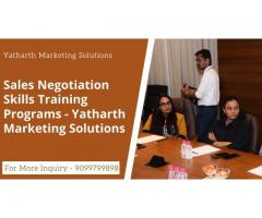 Sales Negotiation Skills Training Programs - Yatharth Market...
