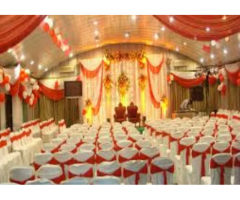 Find wedding banquet venue near the banquet hall, lawn, room...