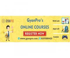 online coding classes for Children By GYANPRO