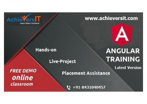 Best Angular Development Training Institute in Bangalore