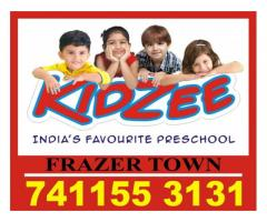 Kidzee Frazer Town | 7411553131 | Early Education | 1116 | P...