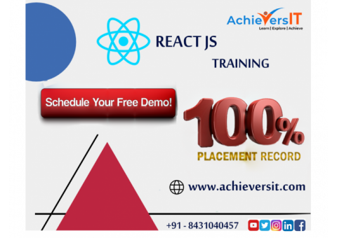 ReactJs Development Training